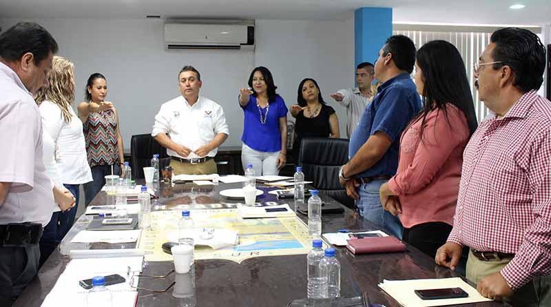 Alcalde, Francisco Pelayo Toma Protesta a Funcionarias que Asumen Nuevos Cargos del Gob. Municipal