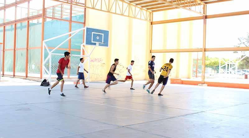 """Con éxito concluye la tercera jornada de juegos """"Fútbol con Visión""""."""