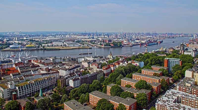 """Hamburgo recibirá al buque escuela """"Cuauhtémoc"""""""