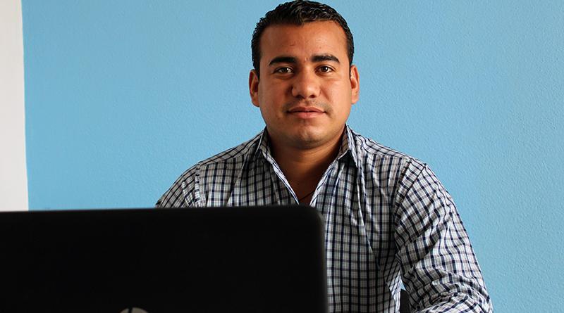 Se busca beneficiar a 3 mil 600 jóvenes del Municipio de La Paz: Roberto García.