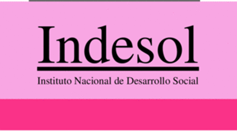 Organizaciones sociales y activistas resaltan labor de Indesol