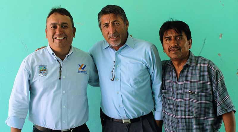 Promueve Alcalde, Francisco Pelayo, Representación de Comisión Nacional de Comunidades Indígenas
