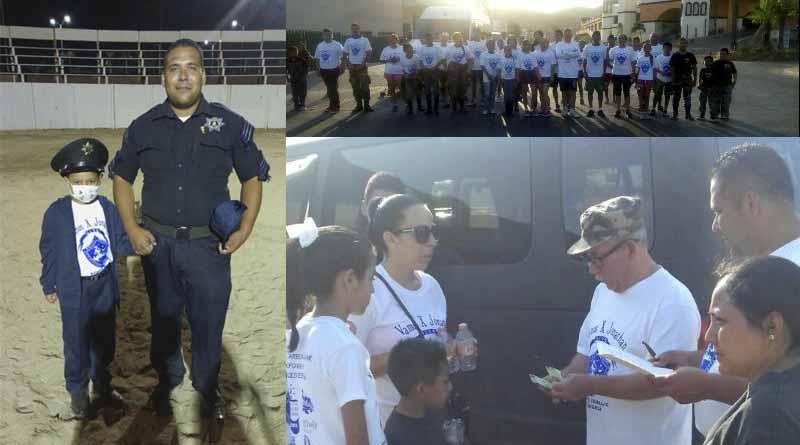 Logra GIVE 20 mil pesos para apoyo del pequeño Jonathan que sufre leucemia