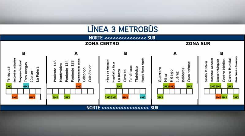 Gobierno de Edomex asume control de operación del Mexibus 3