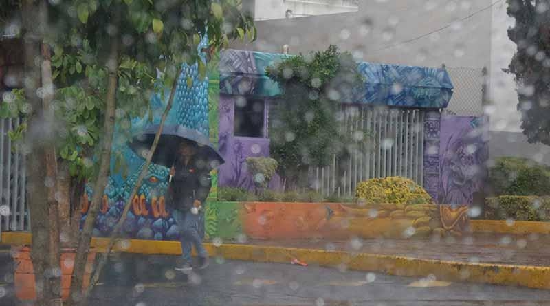 Depresión Tropical causará lluvias en centro, sur y sureste de México