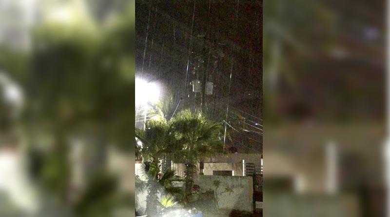 Registra SJC las primeras lluvias de la temporada, pronostican nublados y precipitaciones