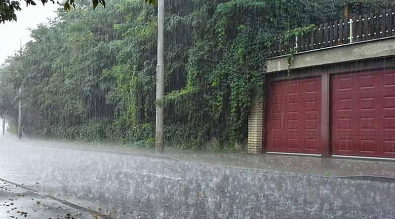 Continuarán lluvias de moderadas a intensas en la mayor parte del país