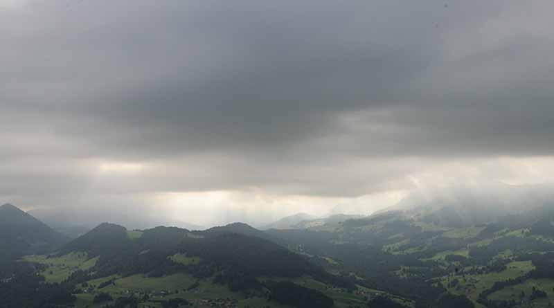 Lluvias muy fuertes se prevén en Jalisco, Michoacán y Guerrero