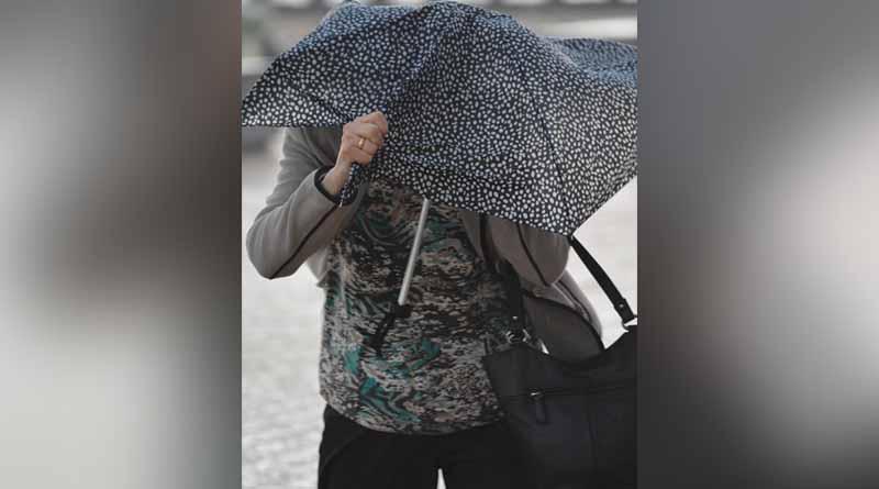 Continuarán las lluvias en la mayor parte del país
