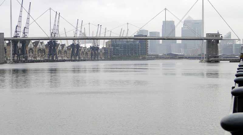 Buque Escuela Cuauhtémoc llega a puerto de Londres