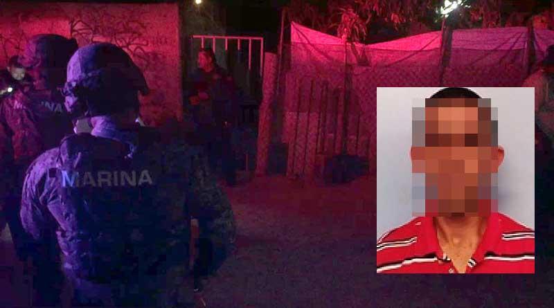 Asesinan a machetazos a presunto narcomenudista en La Paz