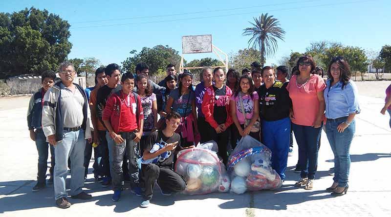 Visita IMD las comunidades de San Antonio y Conquista Agraria
