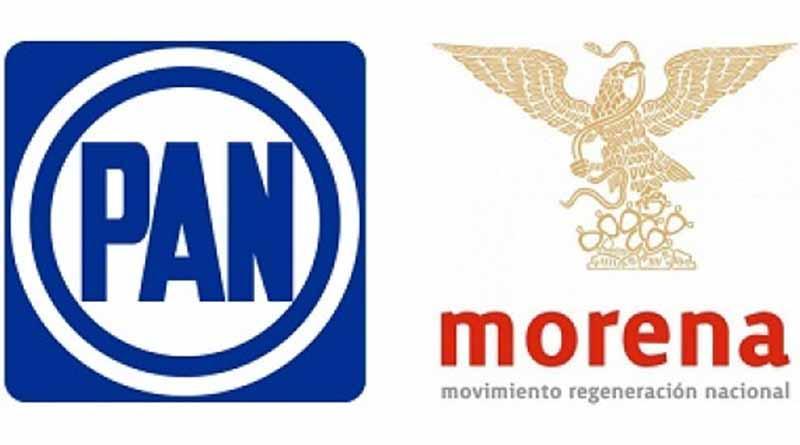 Confirma TEPJF sanción a PAN y Morena por violación a ley electoral