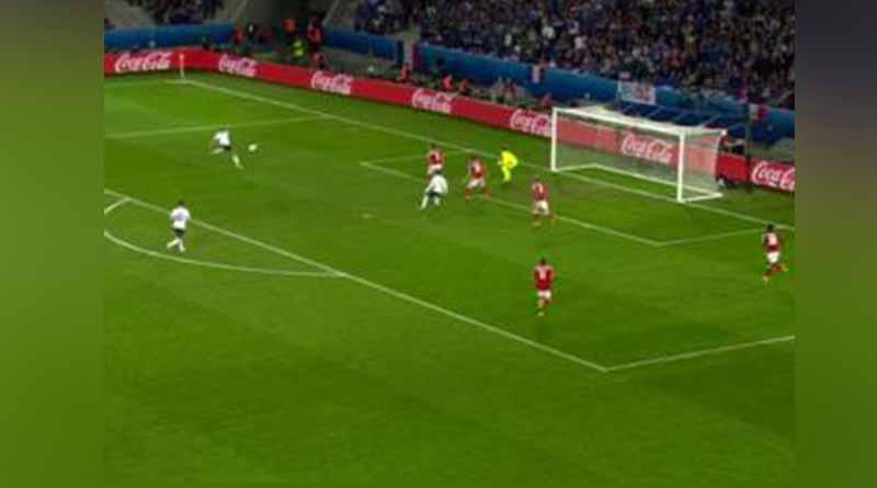 Investigan causa de playeras rotas durante juego Suiza-Francia