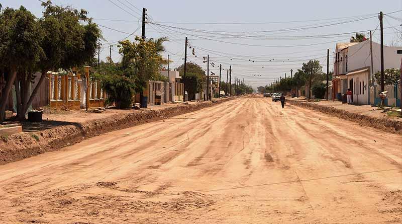 Obras de Pavimentación Para Todo el Municipio, Se Realizan, Porque en Comondú si Suceden Las Cosas: FPC