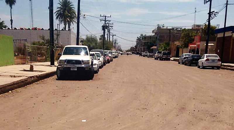 Avanzan Obras de Pavimentación de Calles Hidalgo y Galeana