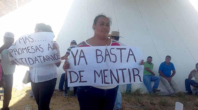 Sin responder SCT a petición de pago de Ejidatarios de Los Cabos