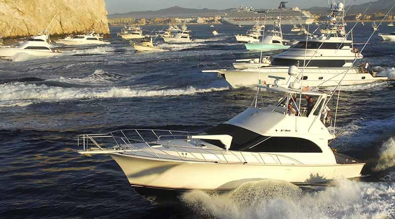25% de los viajeros que llegan al año, son pescadores