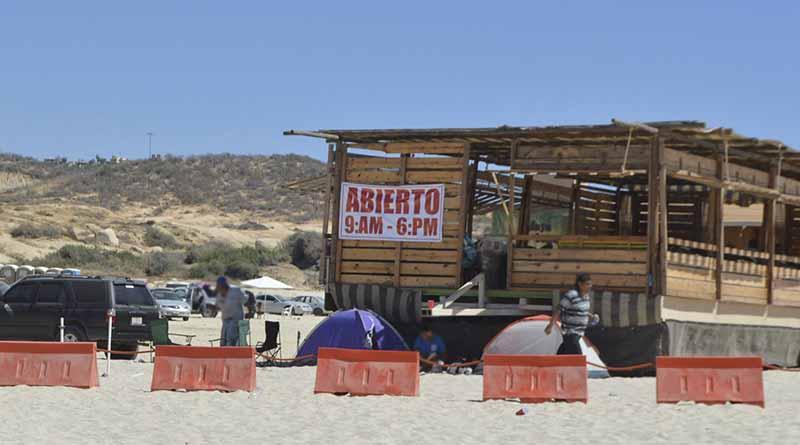Debe sancionarse con todo el rigor  a propietario de construcción movible en El Tule: Canirac estatal