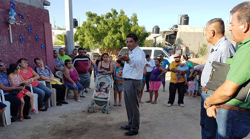 Reconoce SAPA La Paz a usuarios cumplidos