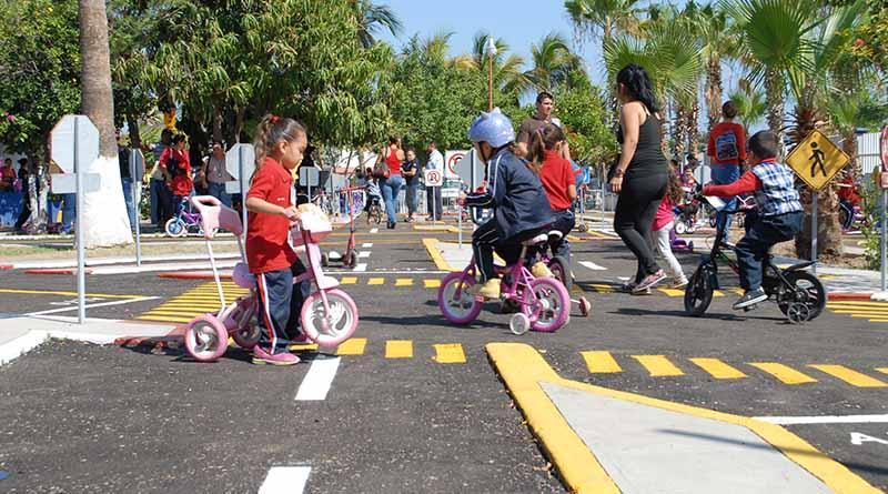 Inicia la dirección general de seguridad pública, policía preventiva y tránsito municipal la semana de la educación vial