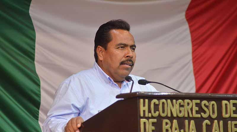 El Diputado Alfredo Zamora García se pronunció en el reciente Sistema Nacional Anticorrupción