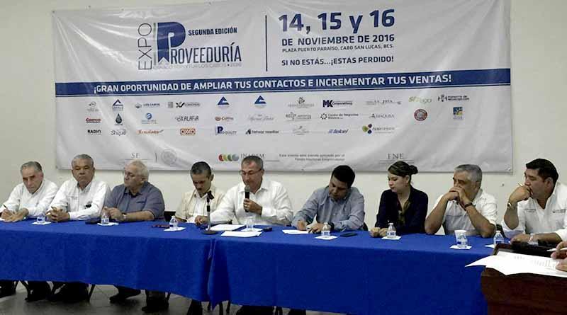 Realizará Canaco Expo Proveeduría 2016