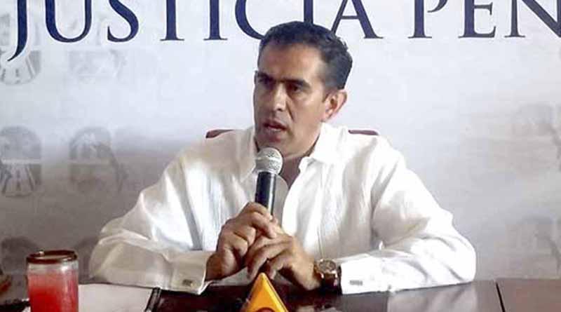 Buenos resultados a  15 días de la entrada del NSJP: Ismael Sigala