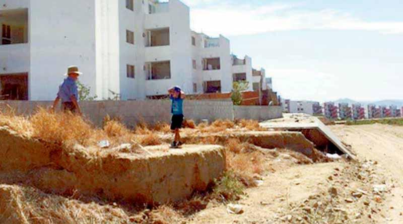 Definirá Homex la próxima semana inicio de construcción de muro de protección para Puerto Nuevo y Chula Vista