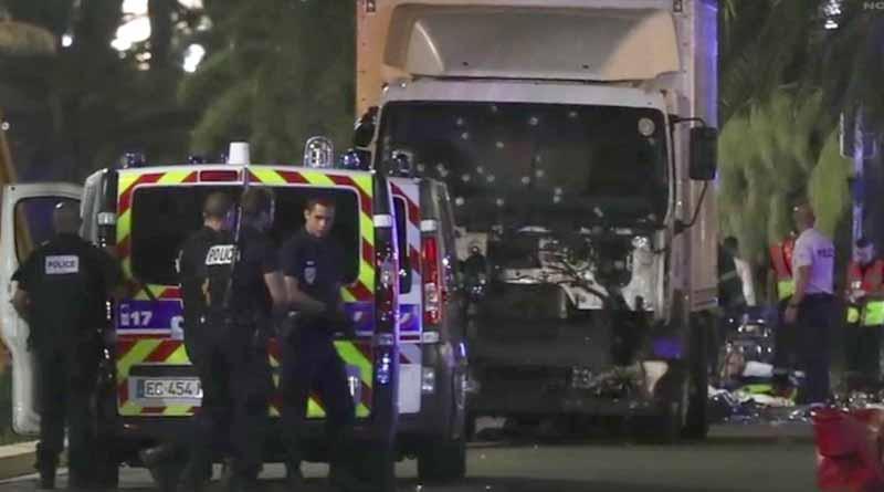Más de 70 muertos por posible atentado en Niza, Francia