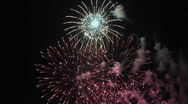Se iluminará la bahía con pirotecnia para celebrar el 4 de julio