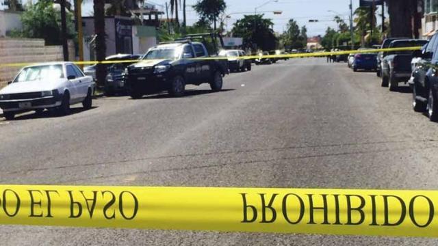 Al menos dos armas fueron usadas en balacera en la zona centro: PGJE