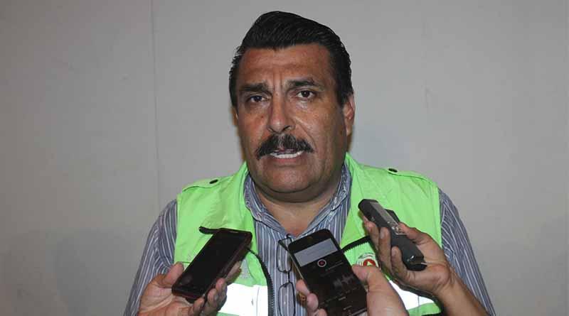 Protección Civil en BCS no bajará la guardia ante altas temperaturas e intensa actividad ciclónica: Carlos Godínez