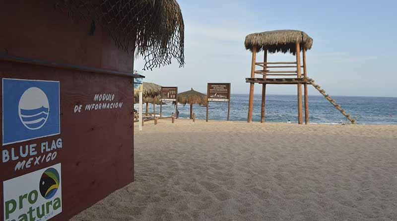 Atentos 14 salvavidas para vigilar playas por temporada vacacional: Zofemat