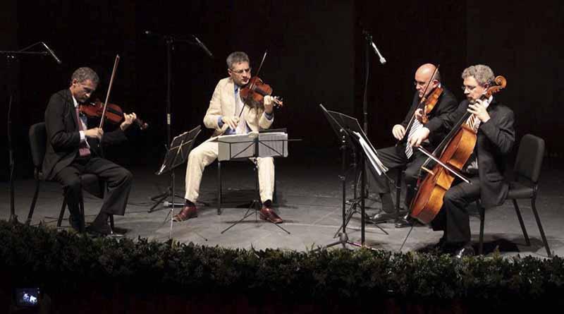 Cuarteto Latinoamericano ofrece magno concierto en Teatro de la Ciudad