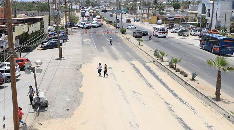 Avenida forjadores, principal vía alterna a obras que se realizan en Guaymitas: Tránsito Municipal