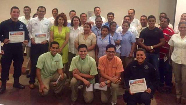 NSJP cuenta con una campaña permanente de concientización y capacitación a la población de Los Cabos