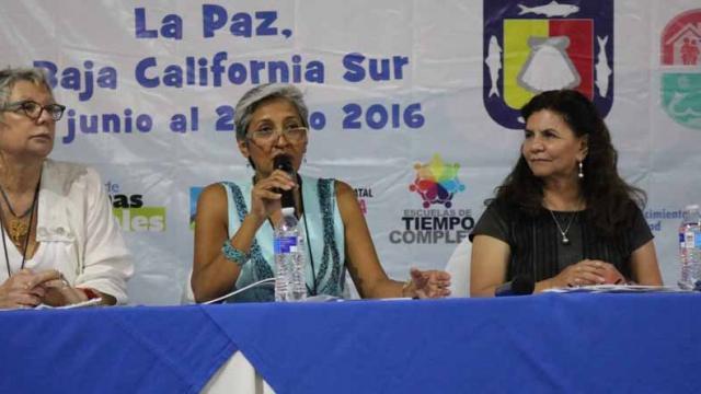 Baja California Sur ejemplo nacional en impartir una educación inclusiva