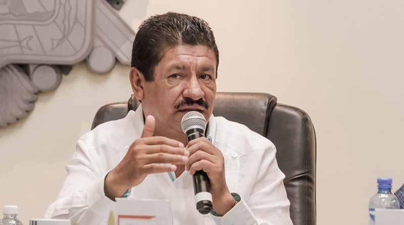 Continúa gestiones Armando Martínez Vega ante el Gobierno Federal
