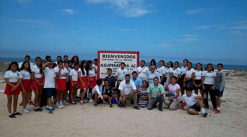 Conmemora Zofemat CSL Día Mundial de la Tortuga Marina