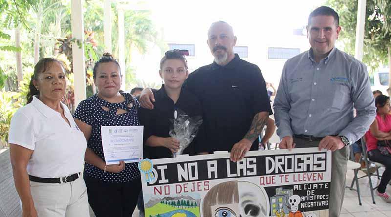 Conmemora DIF Los Cabos Día Internacional de la Lucha Contra el Uso Indebido y el Tráfico Ilícito de Drogas