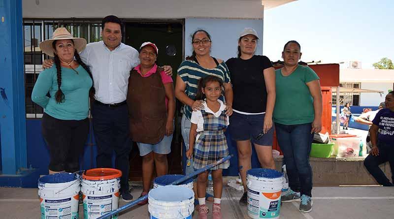 Es prioridad de este Gobierno mejorar las instituciones educativas: Francisco García