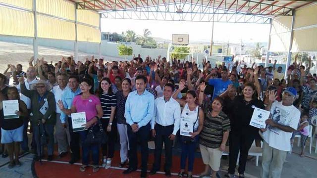 Avanza la entrega de certificados de primaria y secundaria en Cabo San Lucas: Luis Felipe Bernal