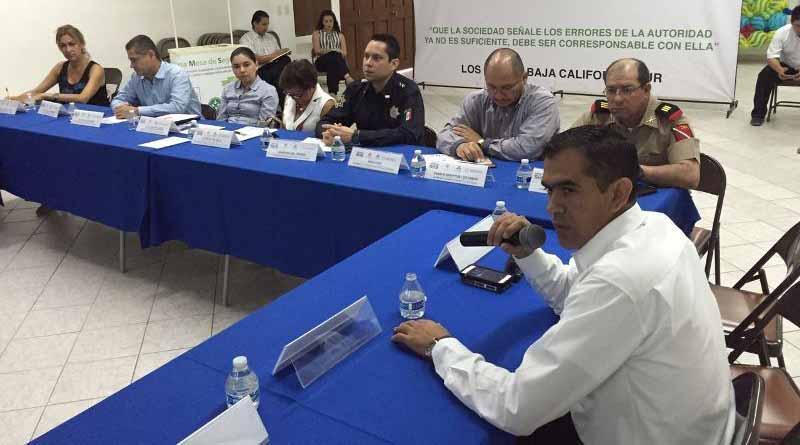 Trabajo conjunto de gobierno y sociedad garantizan éxito del NSJP: ISP