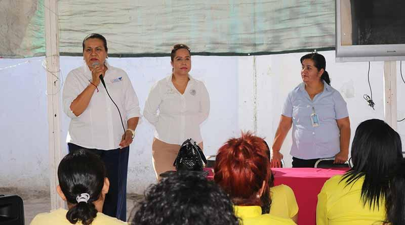 """Participa Instituto Municipal de la Mujer en la """"Semana de Prevención con la Mujer""""."""