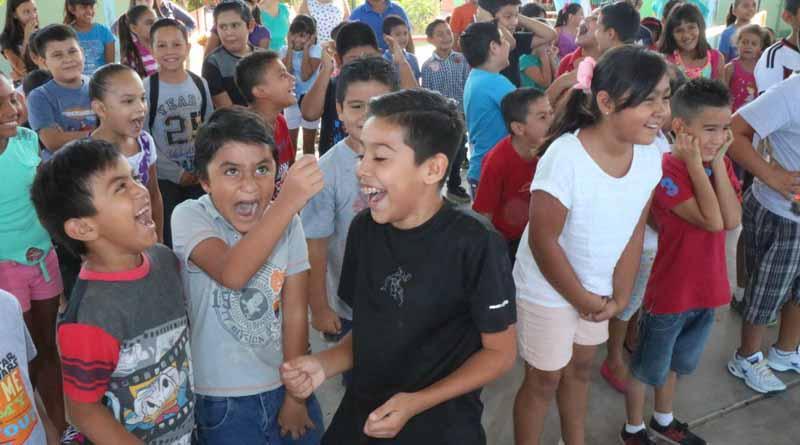 Atiende SEP a más mil 2OO niños y niñas con el programa escuela de verano