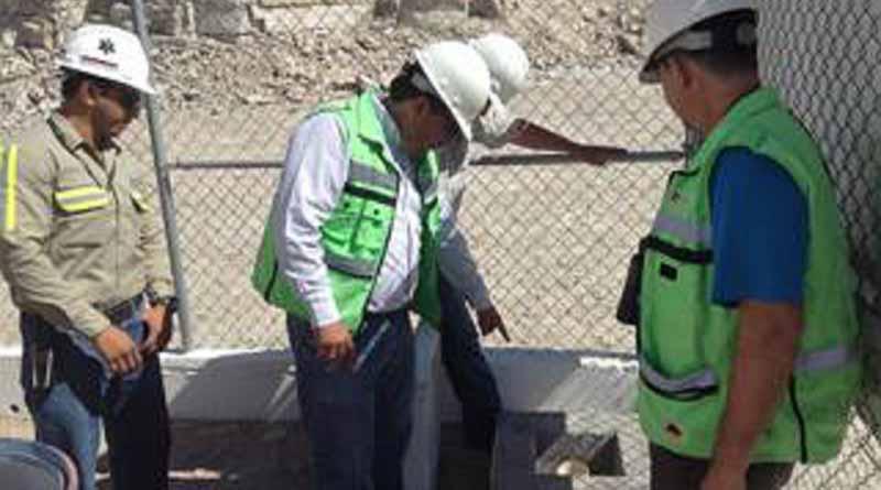 Realiza protección civil estatal visita de supervisión en Isla San Marcos