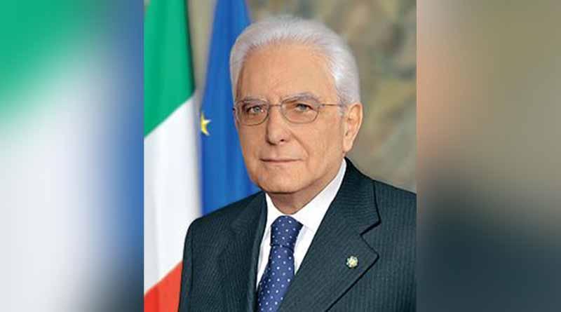 El lunes llegará a México el presidente de la República Italiana