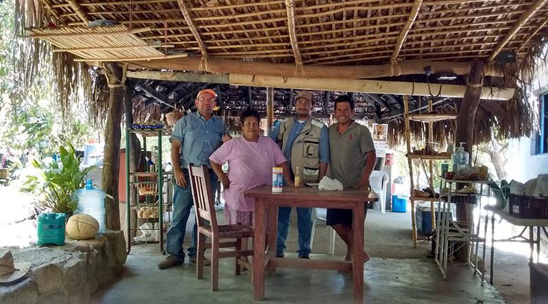 Realiza Gobierno Municipal recorrido en rancherías para recoger problemáticas y necesidades