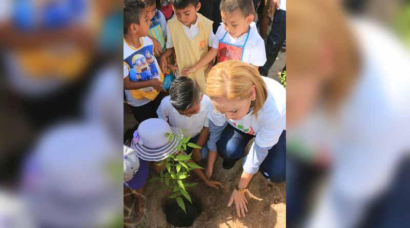 Rebasa Los Cabos meta anual de reforestación